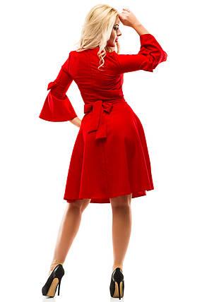 Платье 244 красное, фото 2