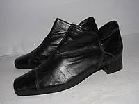REIKER _хорошие женские ботинки из Германии _ 42р-ст.27.5см н67