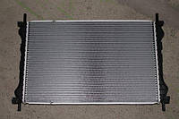 Радиатор водяной Ford Transit (V184) 2.4DI (- AC/620x389x26)