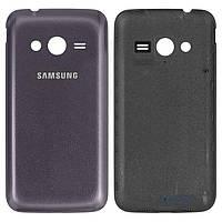 Задняя часть корпуса (крышка аккумулятора) Samsung G313F Galaxy Ace 4 LTE / G313H Galaxy Ace 4 Lite Grey