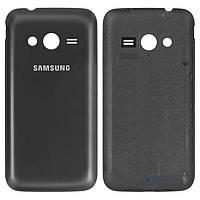 Задняя часть корпуса (крышка аккумулятора) Samsung G313F Galaxy Ace 4 LTE / G313H Galaxy Ace 4 Lite Black