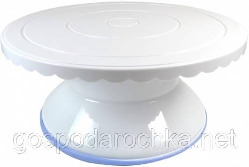 """Подставка крутящаяся для работы с тортом  Ø280/Н120мм - """"Господарочка"""" в Мелитополе"""