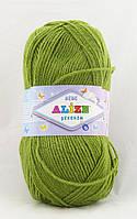 Alize Sekerim Bebe №210 зеленый