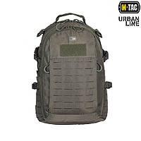 M-Tac  рюкзак Urban Line Charger Hexagon Pack олива