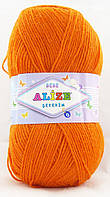 Alize Sekerim Bebe №225 оранжевый