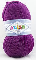 Alize Lanagold 800 №50 сиреневый