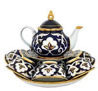 Посуда с орнаментом пахта. Узбекская посуда. Фарфоровая посуда. Пахта