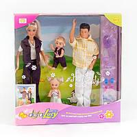 """Кукла """"Барби и семья"""" Defa"""