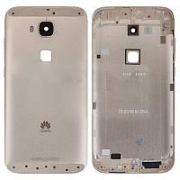 Задняя часть корпуса (крышка аккумулятора) Huawei G8 (RIO-L01) Gold