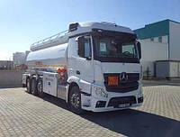 Аренда автоцистерн для перевозки газа