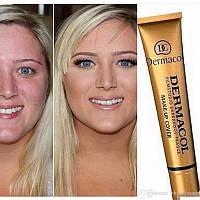 Dermacol Make Up Cover. Универсальный тон