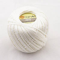 YarnArt Iris №910 белый