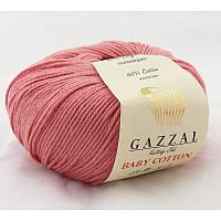 Gazzal Baby Cotton №3435 коралловый
