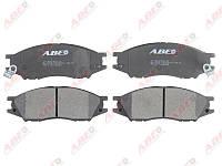 Тормозные колодки передние NISSAN ALMERA II 1.5-2.2D 01.00-