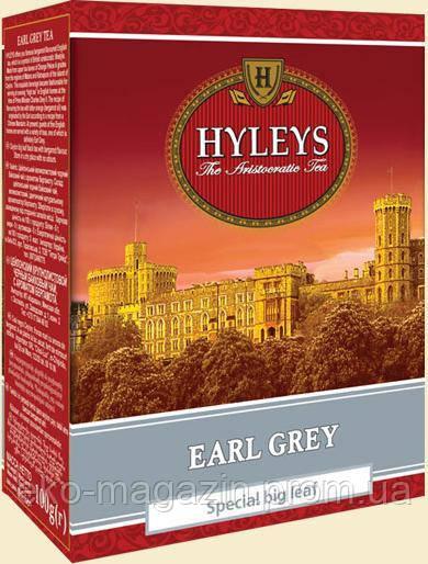 Чай Хейлис бергамот 100гр
