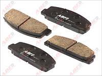 Тормозные колодки задние MAZDA 626 98-