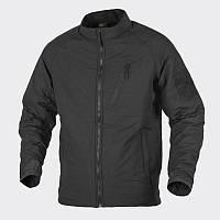 Куртка WOLFHOUND - Climashield® Apex 67g - черная||KU-WLF-NL-01