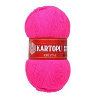 Kartopu Kristal №K733 ярко розовый