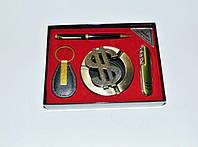 Сувенірний подарунковий набір для чоловіків Долар, фото 1