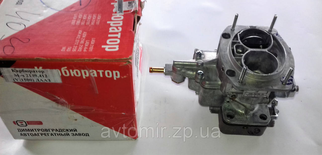 Карбюратор Москвич 2140,412 (V-1500) ДААЗ