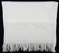 Рушник для вышивания белый длина 85см