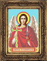 Схема иконы для вышивки бисером - Ангел Хранитель, Арт. ИБ5-17-2