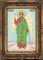 Схема иконы для вышивки бисером - Ангел Хранитель, Арт. ИБ4-2