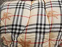 Теплое одеяло из овечьей шерсти 200*220. Голд. Цвета разные.