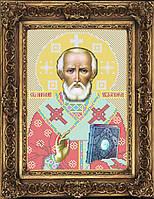 Схема иконы для вышивки бисером - Николай Чудотворец (Угодник), Арт. ИБ4-5