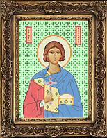 Схема иконы для вышивки бисером - Валерий Святой Мученик, Арт. ИБ4-23