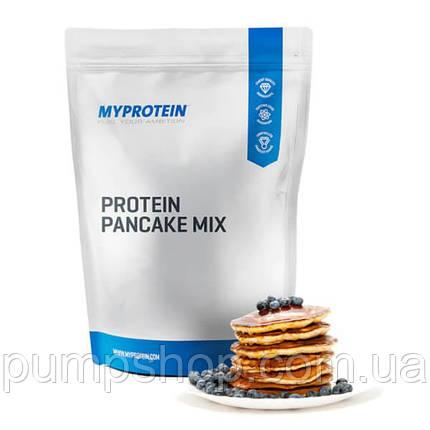 Протеиновые блины (смесь) MyProtein Pancake mix 200 г, фото 2