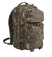 Штурмовой рюкзак Mil-Tec малый флектарн