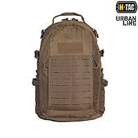 M-Tac  рюкзак Urban Line Charger Hexagon Pack койот