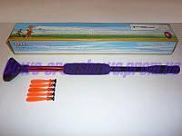 Духовая трубка детская стрелки с присосками в комплекте
