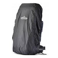 Чехол-накидка на рюкзак Pinguin Raincover S black