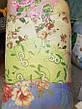 Теплое одеяло из овечьей шерсти 195х215. Хлопок. Цвета разные., фото 3