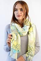 Необычный весенний шарф