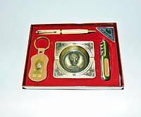 Сувенирный подарочный набор для мужчин Волк, фото 1