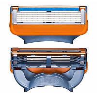 Кассеты бритья Gillette Fusion