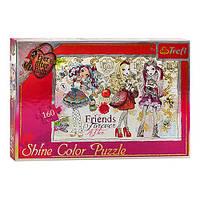 Пазлы 30006 (12шт) Trefl, Shine, Mattel, Ever After High, 160 дет, в кор-ке, 33-23-4см