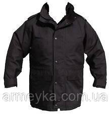 Водонепроницаемая куртка waterproof c флисовой подстежкой. UK Police.
