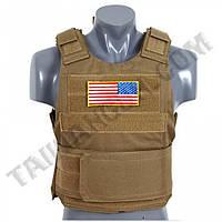 Жилет PT Tactical Body Armor койот ||M51611014-TAN