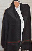 Палантин Gucci (Гуччи) черный