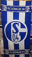 Полотенце пляжное FC Schalke 04