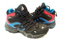 Кроссовки подростковые Adidas Gore Tex осень-весна/зима черные AD0072
