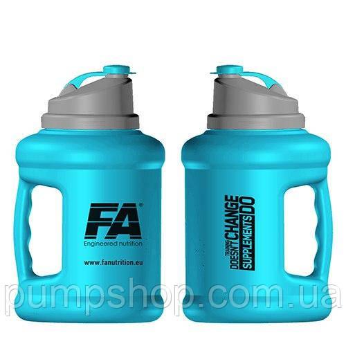 Бутылка для воды Nuclear Gallon Hydrator - 2,2 л голубая