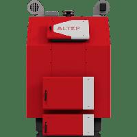 Котел Твердотопливный ALTEP Альтеп TRIO UNI  (КТ-3ЕN) 14 (без автоматики, с регулятором тяги)