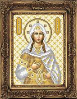 Схема иконы для вышивки бисером - Светлана (Фотина Святая Мученица, Арт. ИБ5-30-2