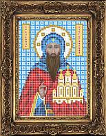 Схема иконы для вышивки бисером - Олег Святой Благоверный Князь, Арт. ИБ5-44-1