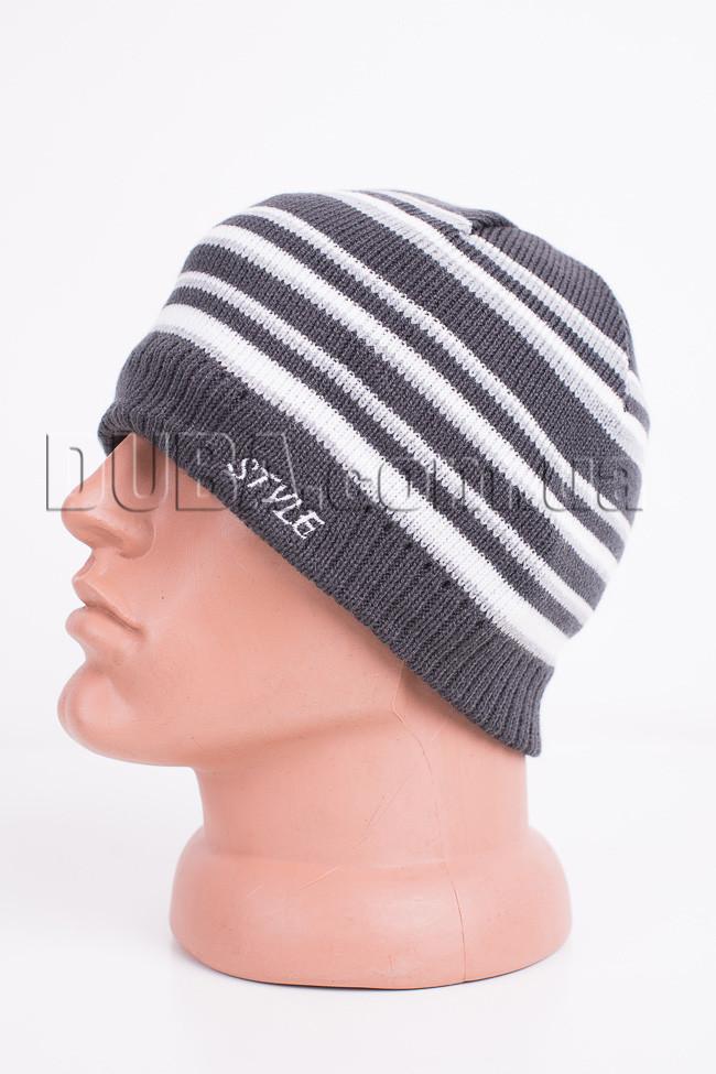 Мужская шапка Код шмж77